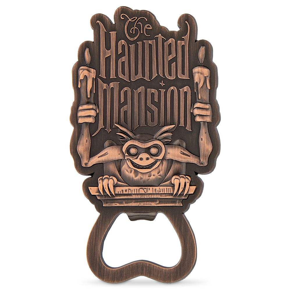 The Haunted Mansion Magnetic Bottle Opener