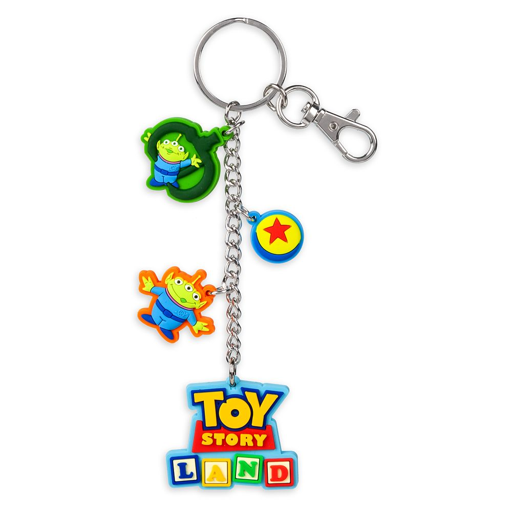 Toy Story Land Keychain