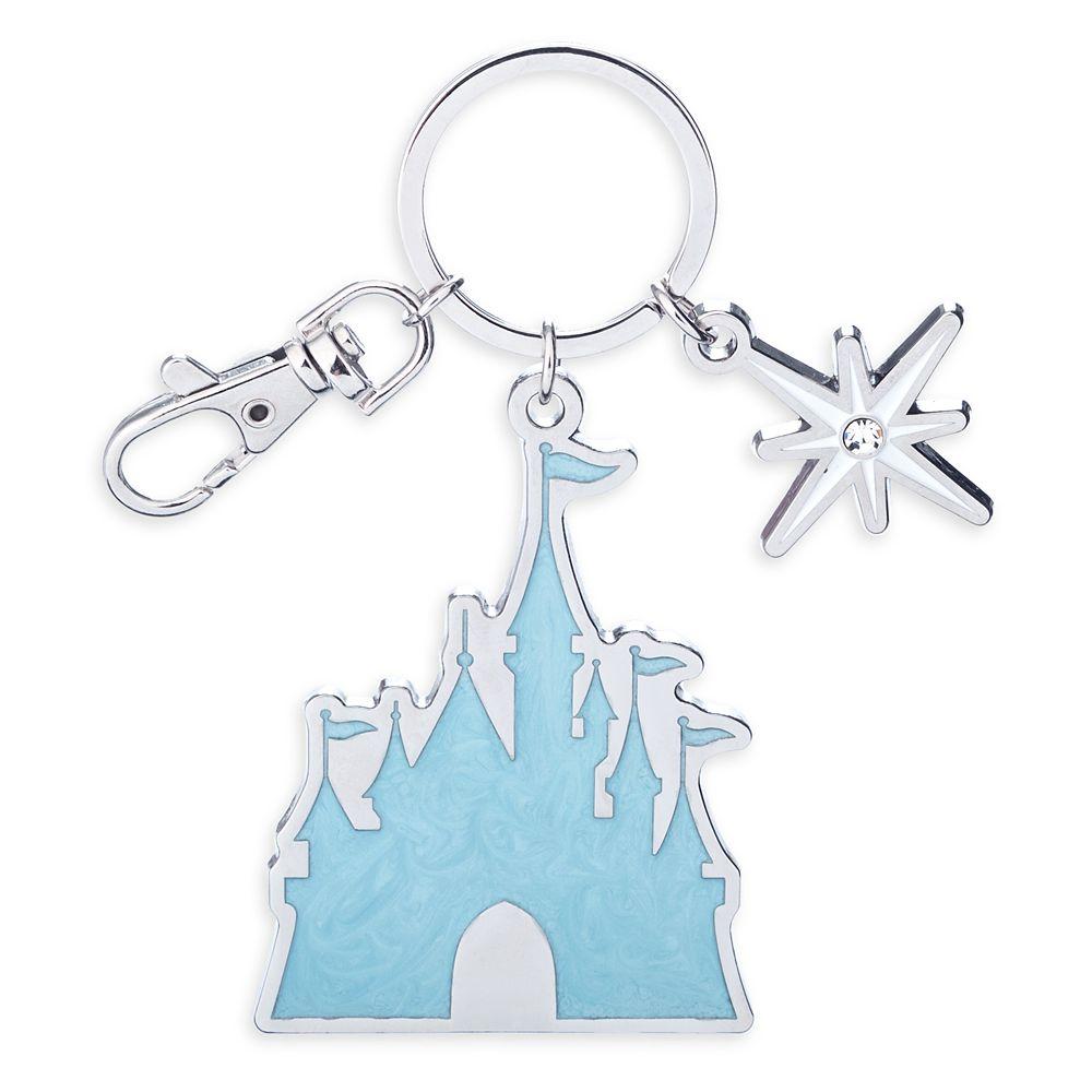 Fantasyland Castle Keychain – Arendelle Aqua