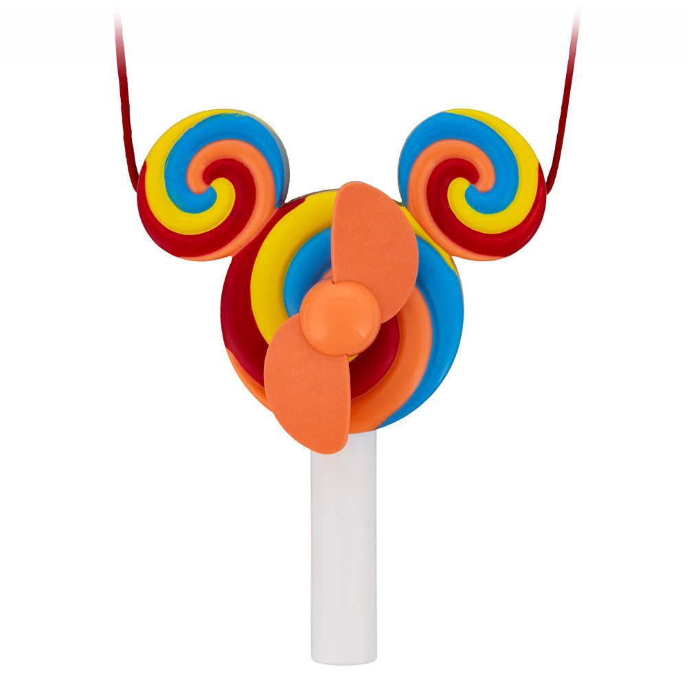 Mickey Mouse Lollipop Fan