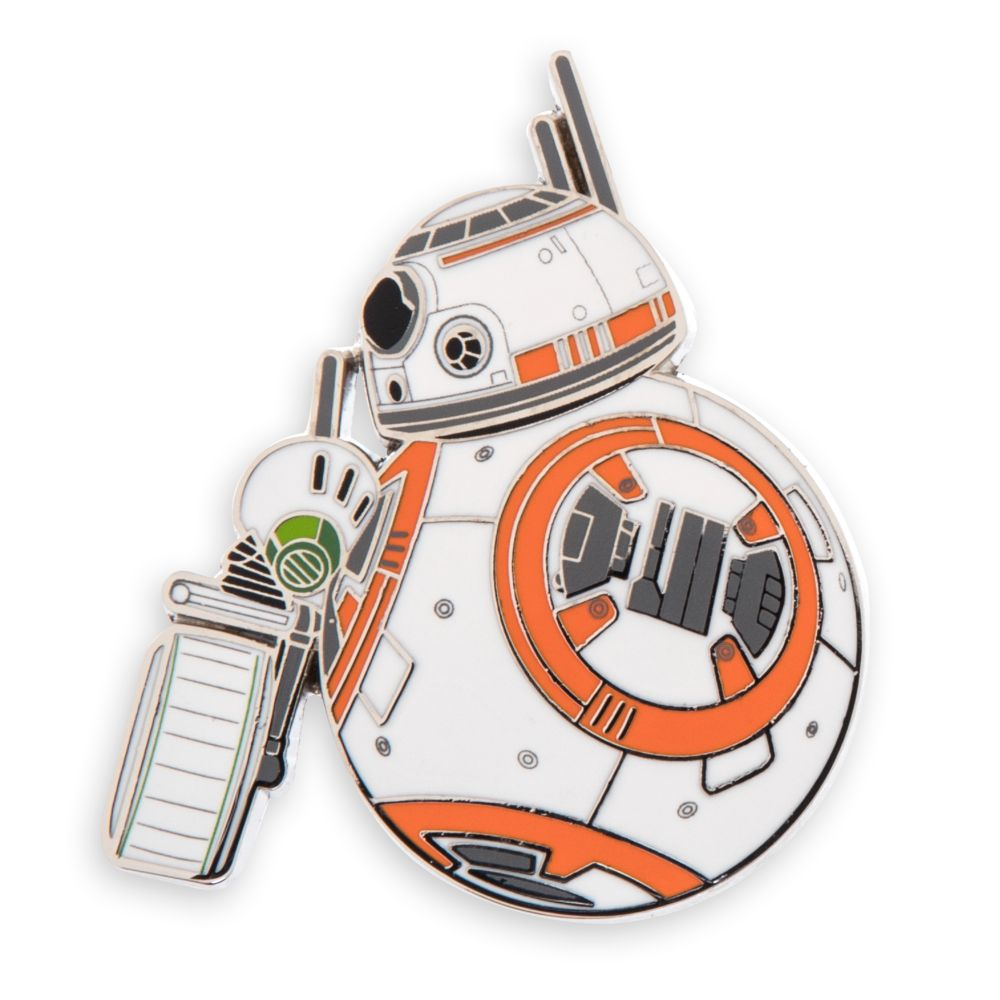 BB-8 and D-O Pin – Star Wars: The Rise of Skywalker