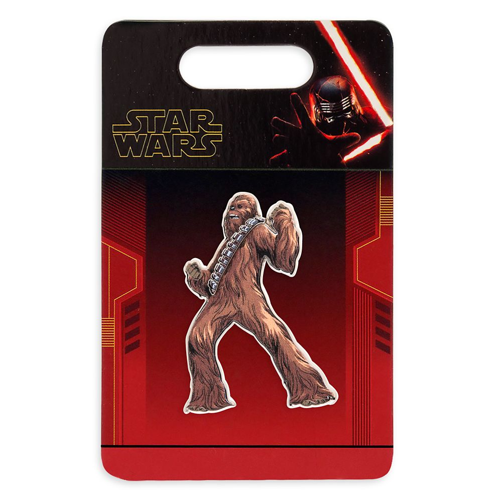 Chewbacca Pin – Star Wars: The Rise of Skywalker