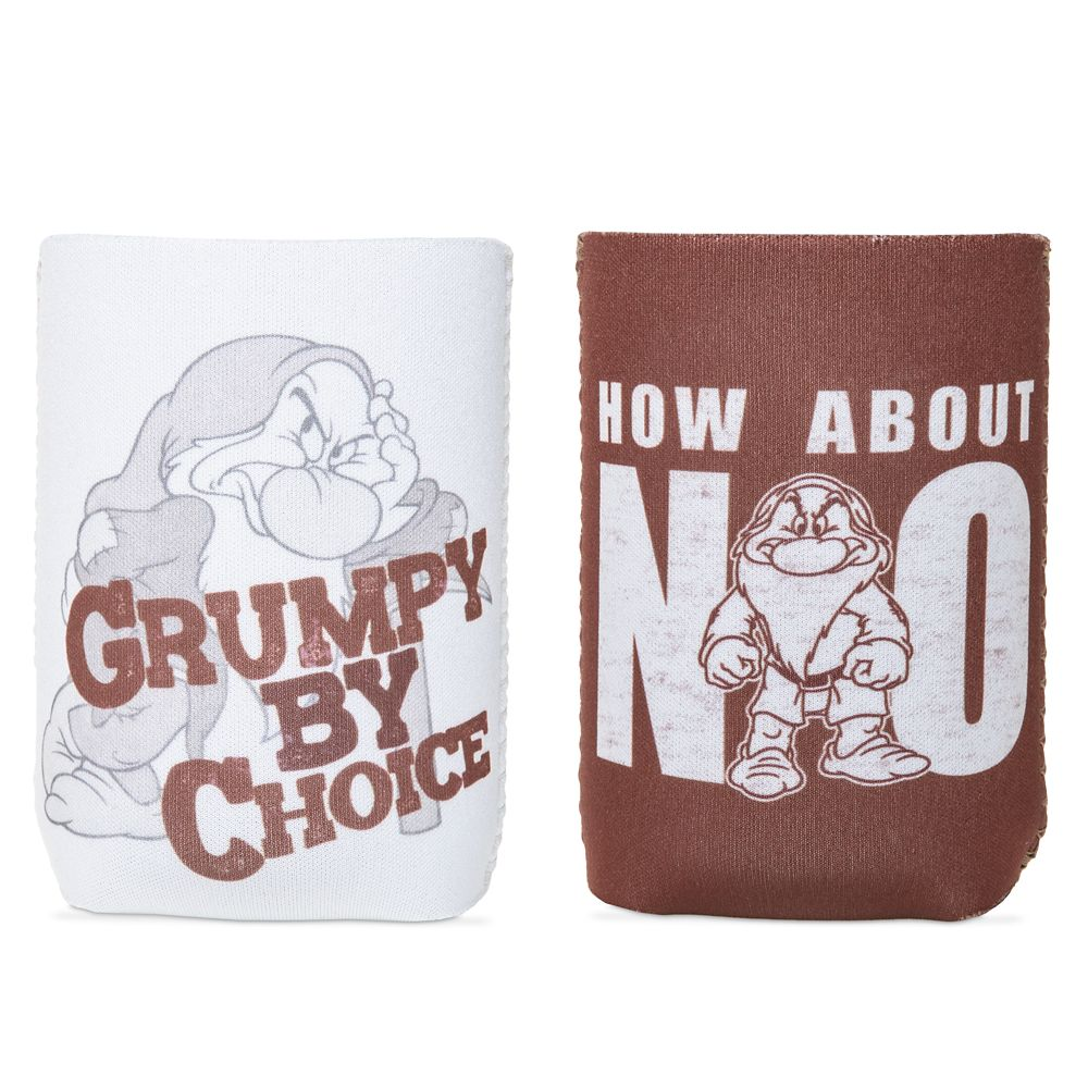 Grumpy Beverage Holder Set – Snow White and the Seven Dwarfs