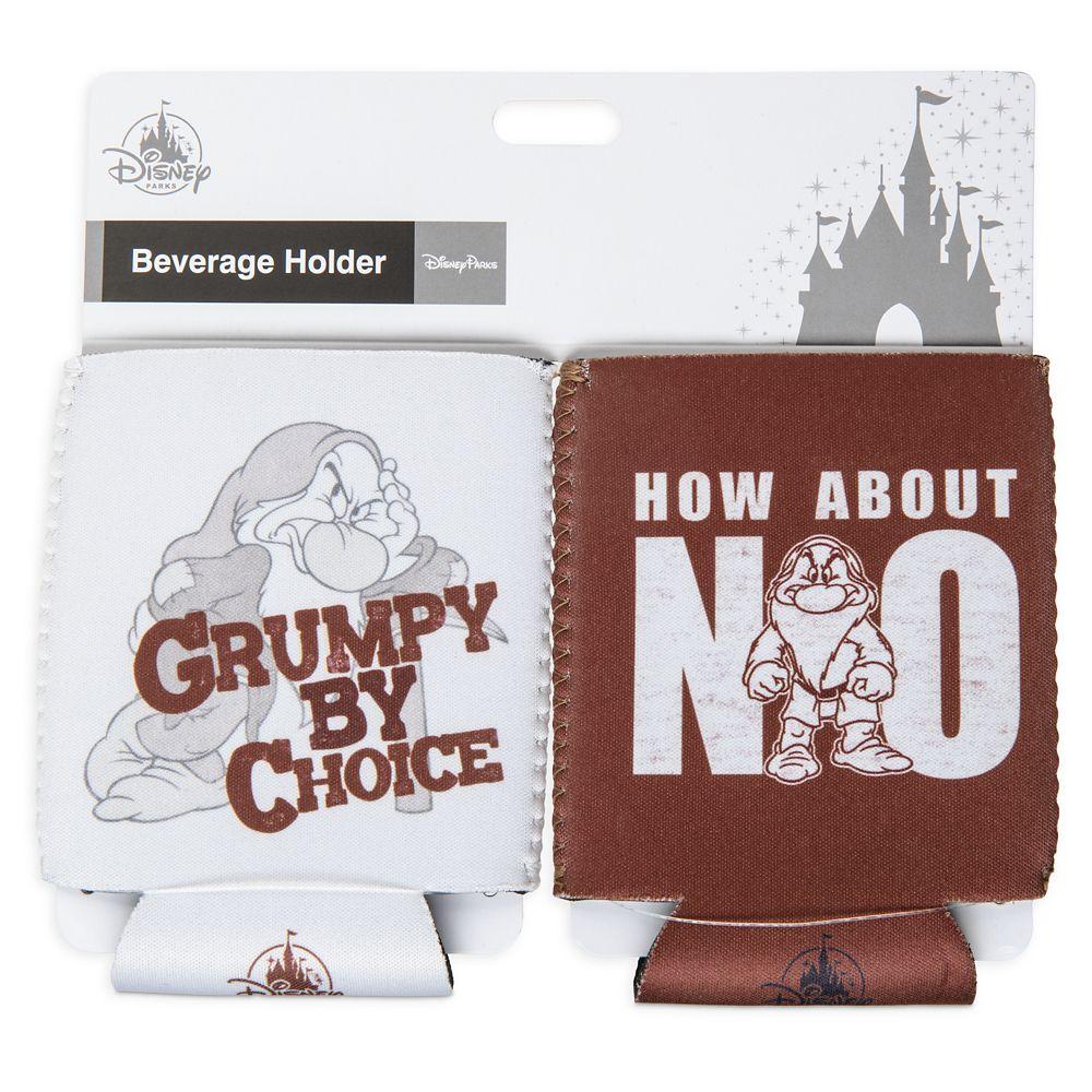 Grumpy Beverage Holder Set – Snow White and the Seven Dwarfs