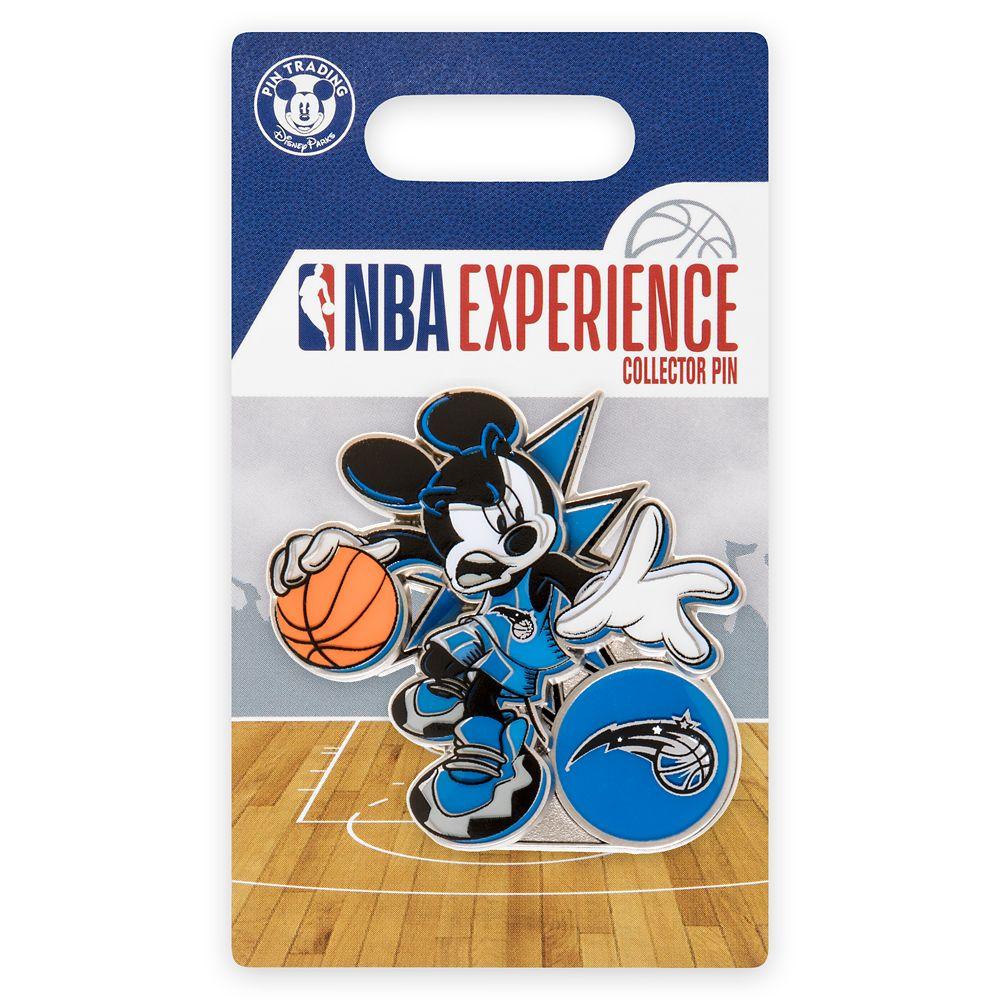 Mickey Mouse NBA Experience Pin – Orlando Magic