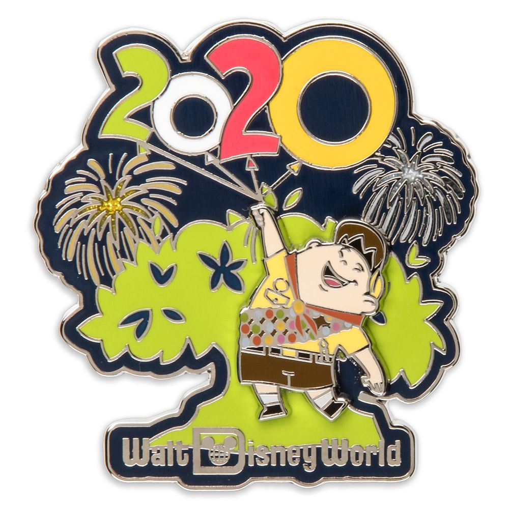 Russell at Tree of Life Pin – Walt Disney World 2020