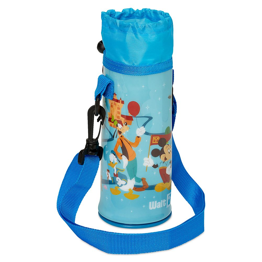 Mickey Mouse and Friends Water Bottle Holder – Walt Disney World
