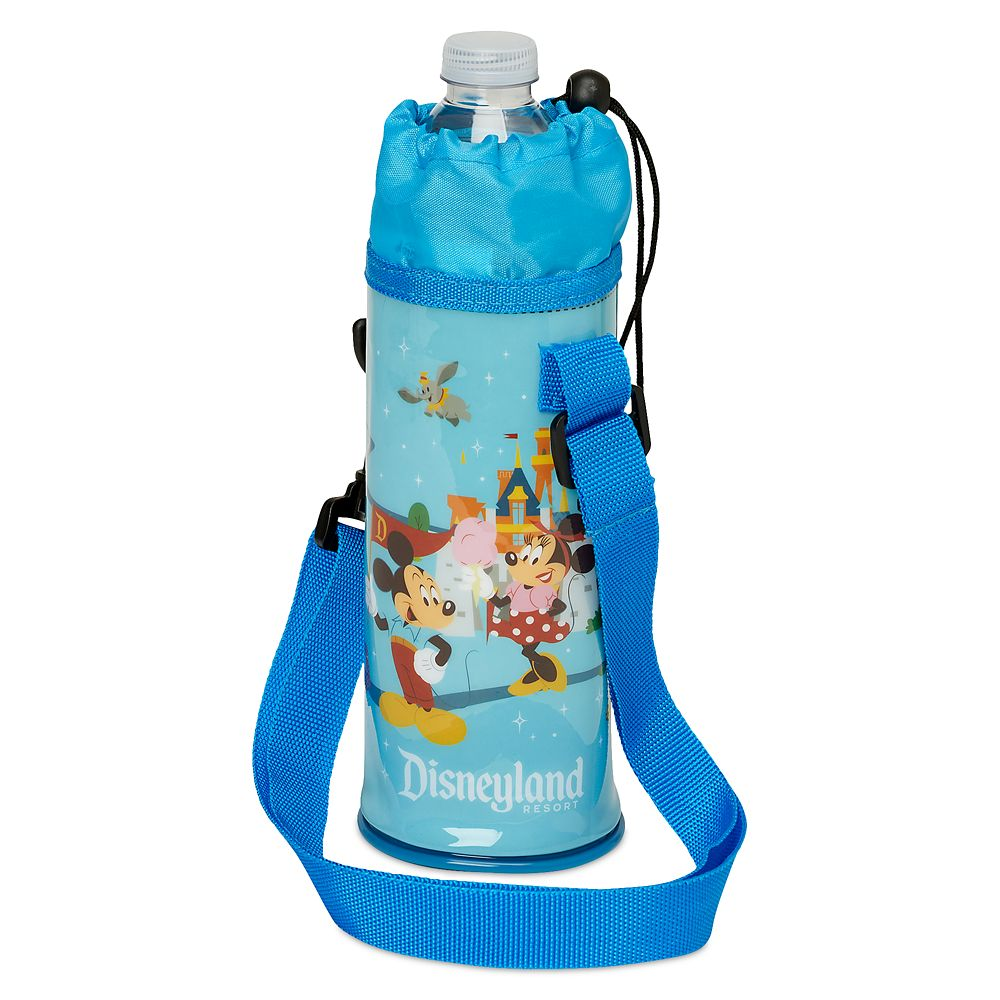 Mickey Mouse and Friends Water Bottle Holder – Disneyland