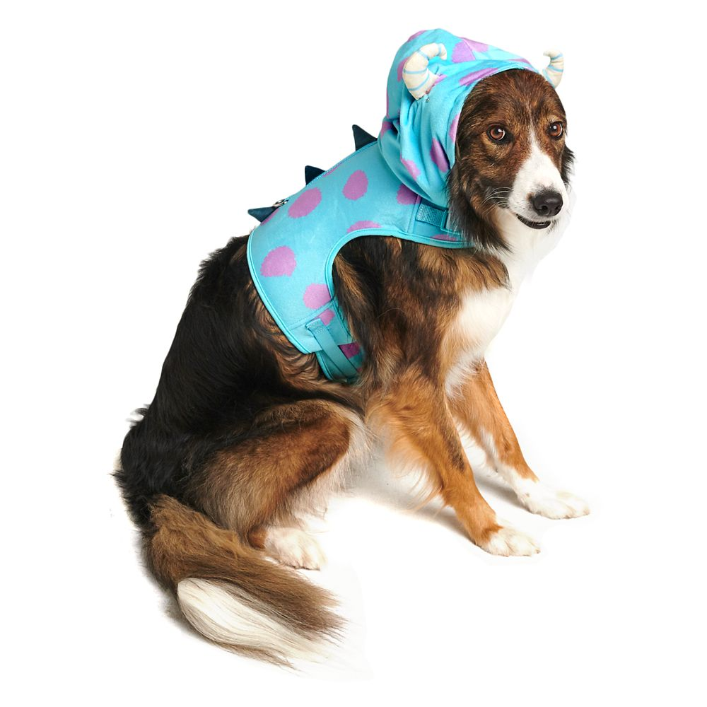 Sulley Costume Pet Harness