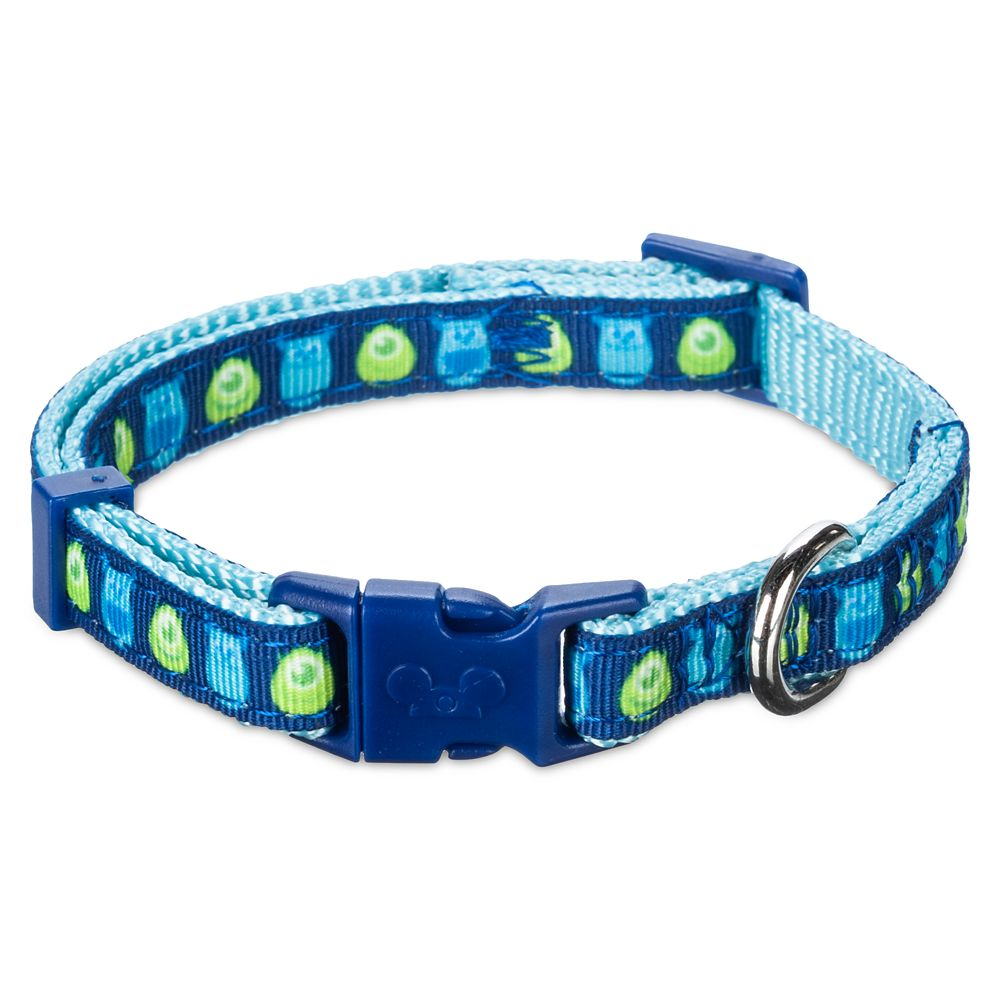 Monsters, Inc. Dog Collar