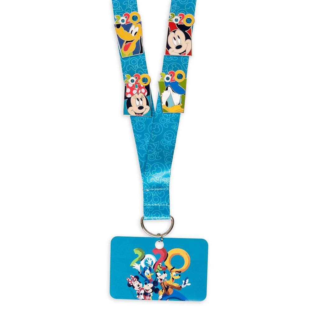 Mickey Mouse and Friends Pin Trading Starter Set  Disney Parks 2020