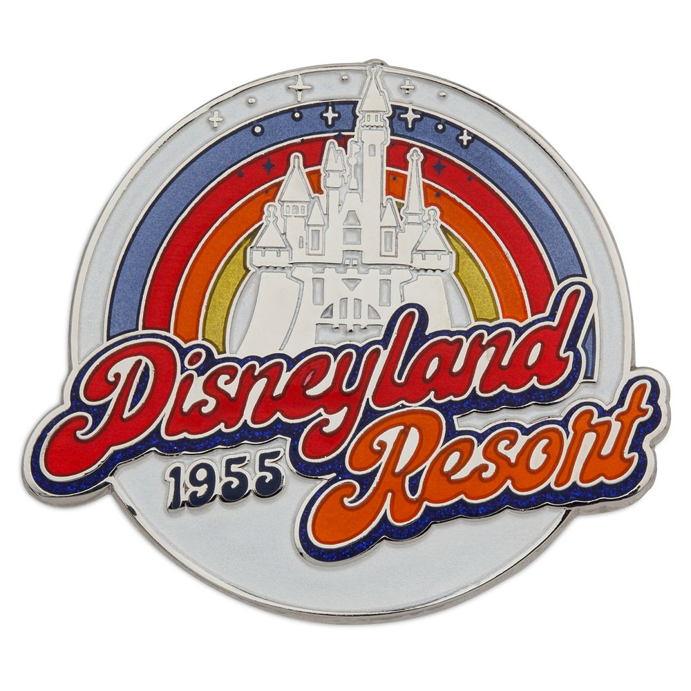 Disneyland Resort Logo Pin – Wear It Proud
