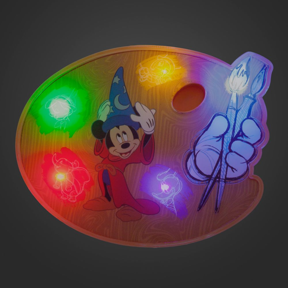 Disney Ink & Paint Light-Up Magnet