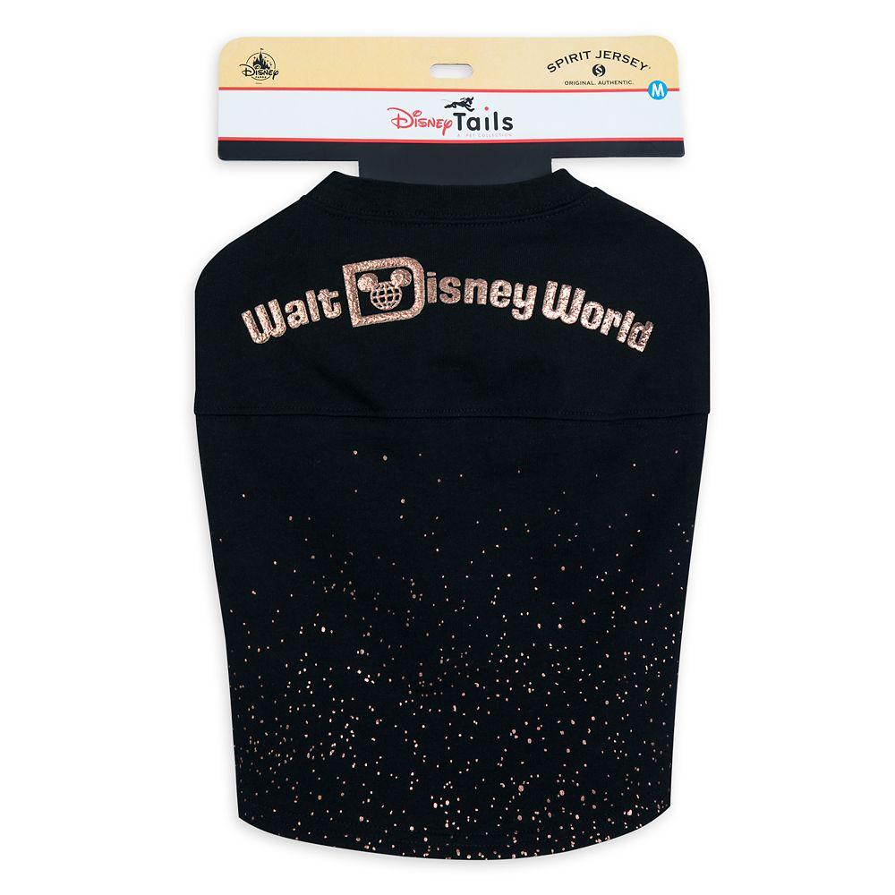 Walt Disney World Spirit Jersey for Dogs – Belle Bronze