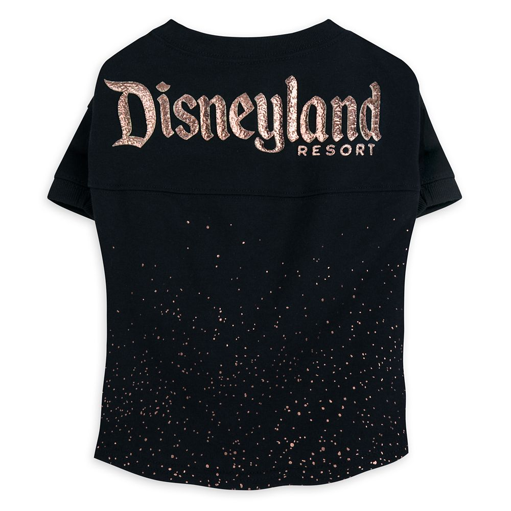 Disneyland Spirit Jersey for Dogs – Belle Bronze