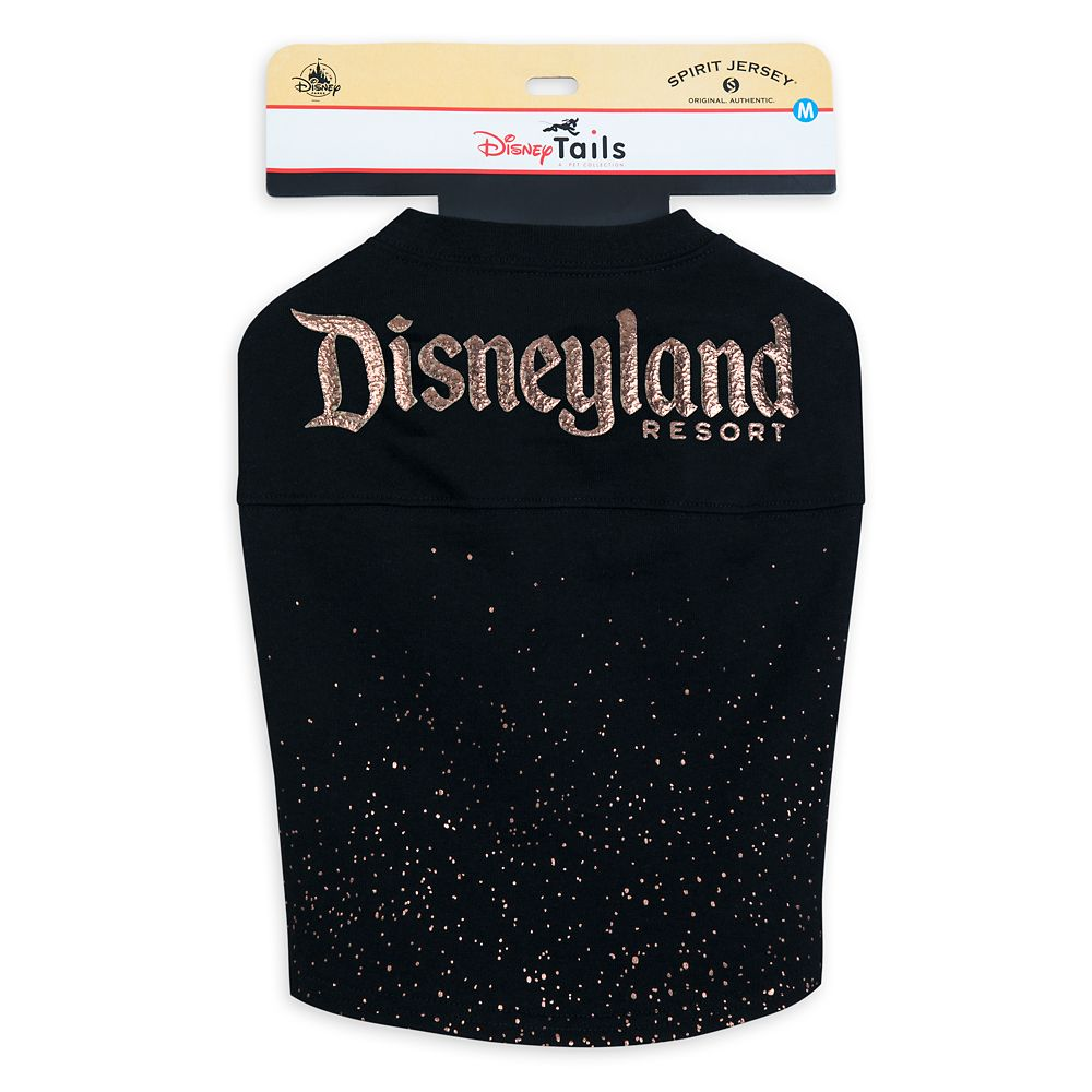 Disneyland Spirit Jersey for Dogs – Belle Bronze