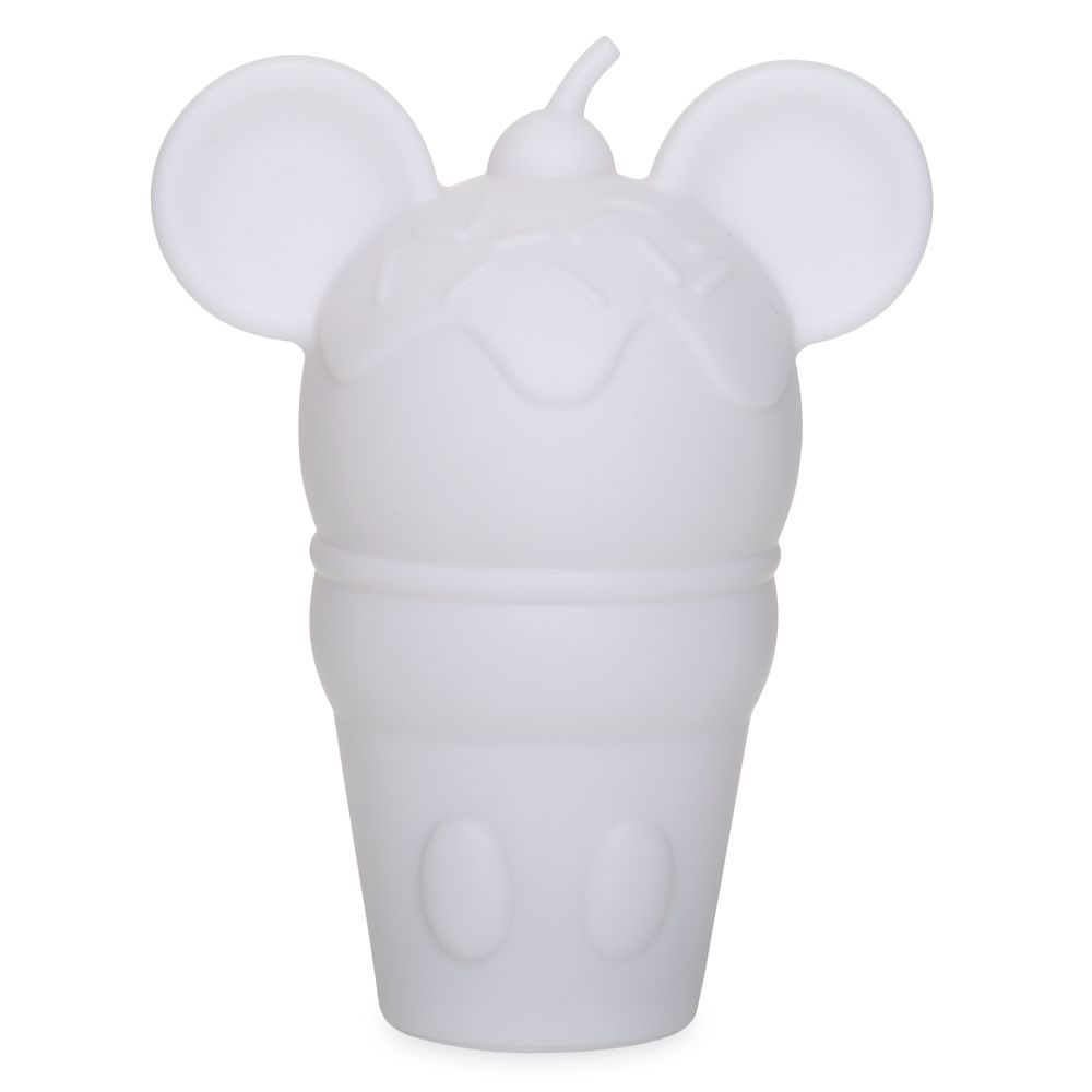 Disney Mickey Mouse Ice Cream Cone Night Light