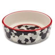 Mickey Mouse Ceramic Pet Bowl