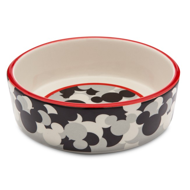Mickey Mouse Ceramic Pet Bowl