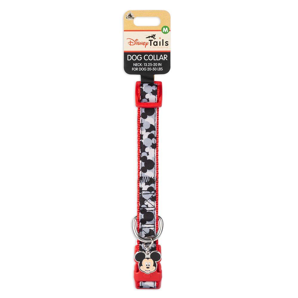 Mickey Mouse Dog Collar