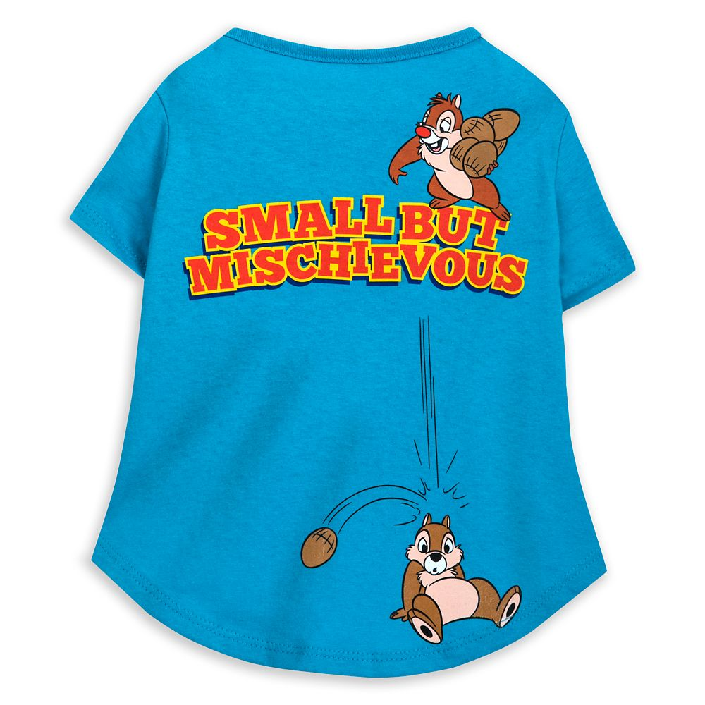 Chip 'n Dale T-Shirt for Dogs – Disney Tails