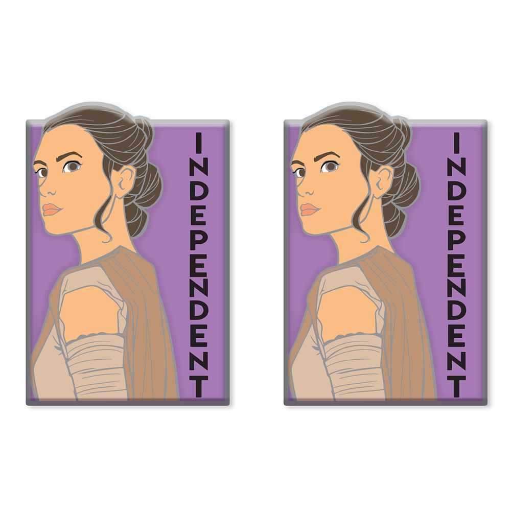 Rey Pin Set by Her Universe – Star Wars – Limited Release