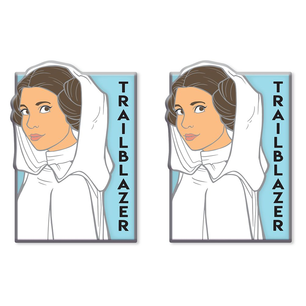 Princess Leia Pin Set by Her Universe – Star Wars – Limited Release