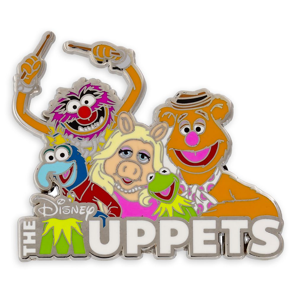 The Muppets Pin