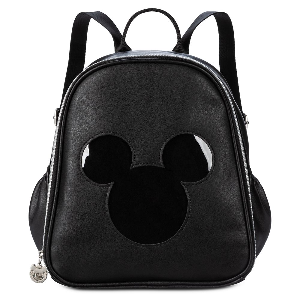 Mickey Mouse Pin Trading Display Backpack