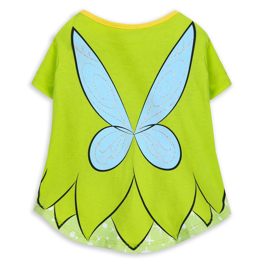 Tinker Bell Costume T-Shirt for Dogs – Disney Tails