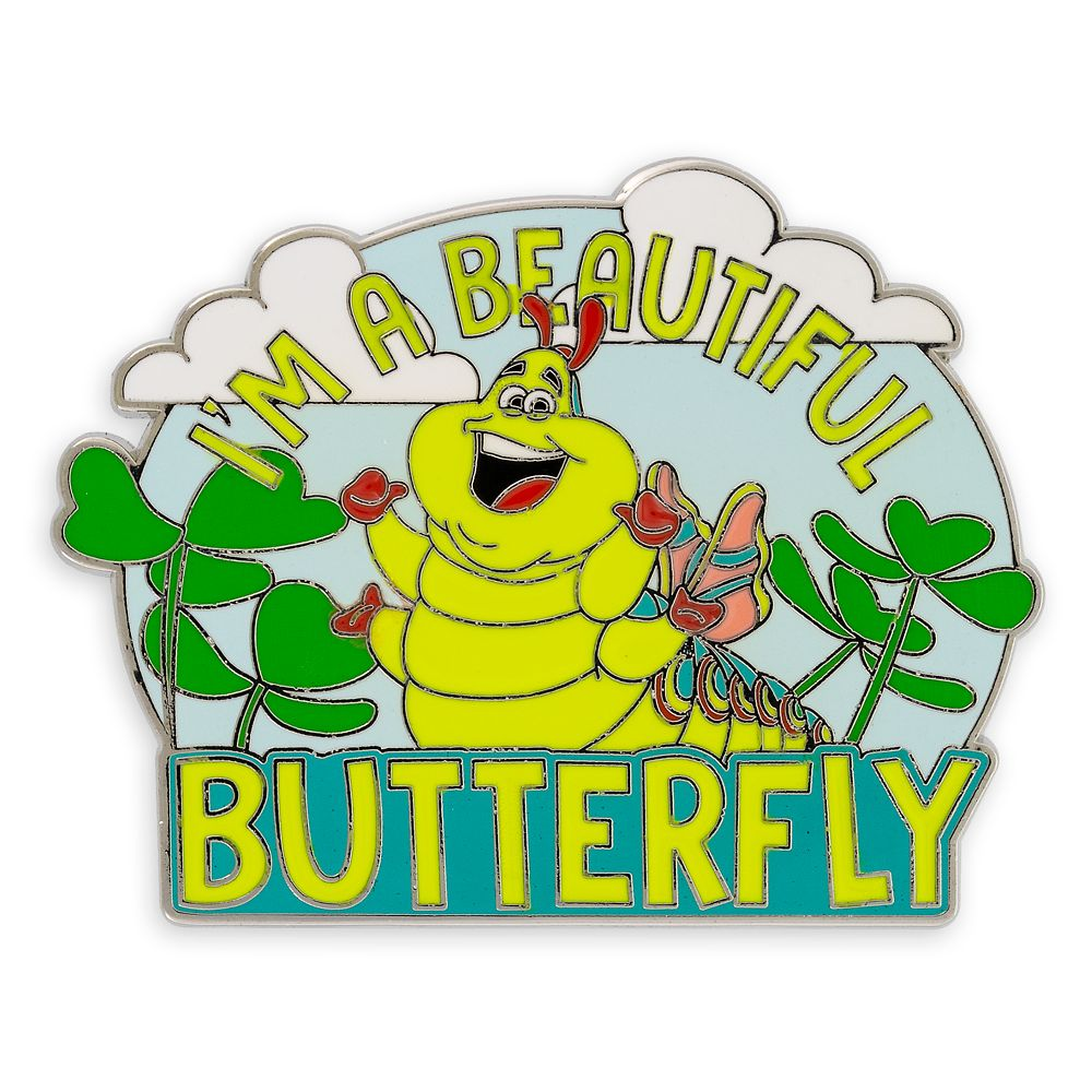 Heimlich as Butterfly Pin – A Bug's Life