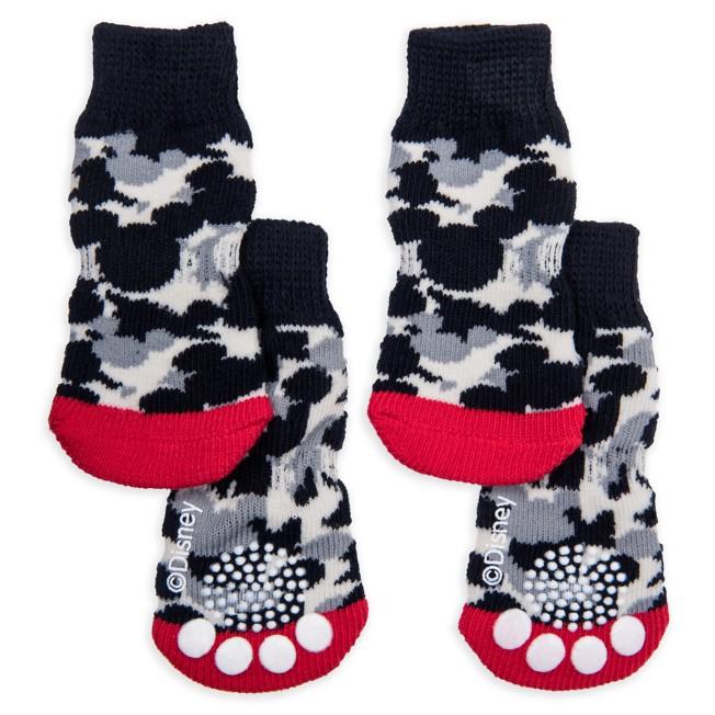 Mickey Mouse Dog Socks – Disney Tails