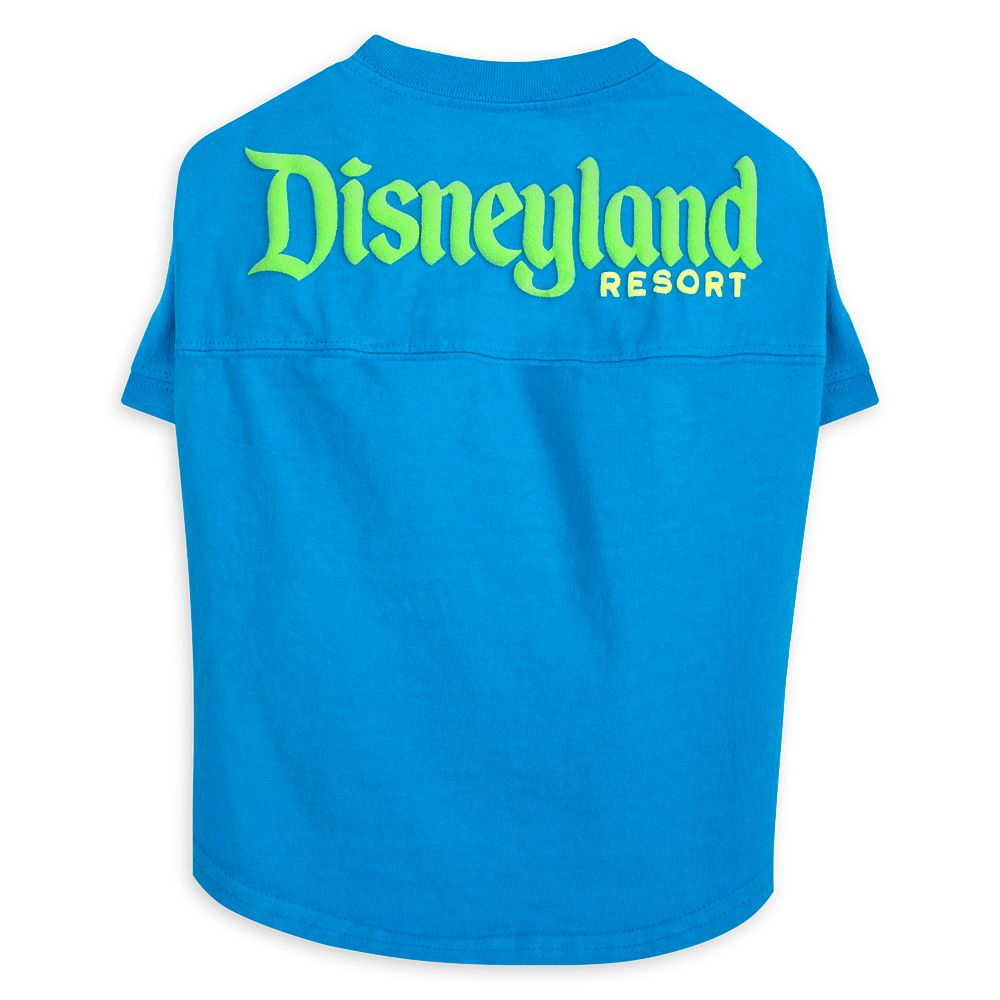 Disneyland Spirit Jersey for Dogs – Blue