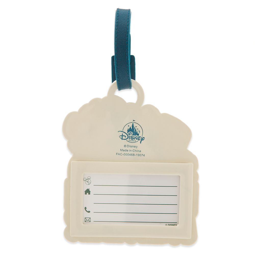 Mickey Mouse Disney Vacation Club Luggage Tag