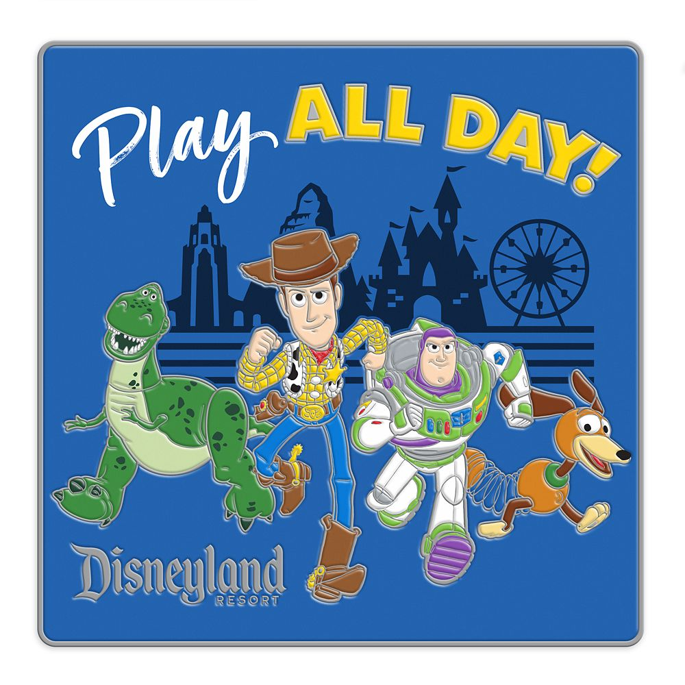 Toy Story Pin – Disneyland