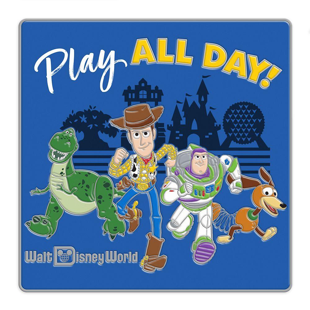 Toy Story Pin – Walt Disney World