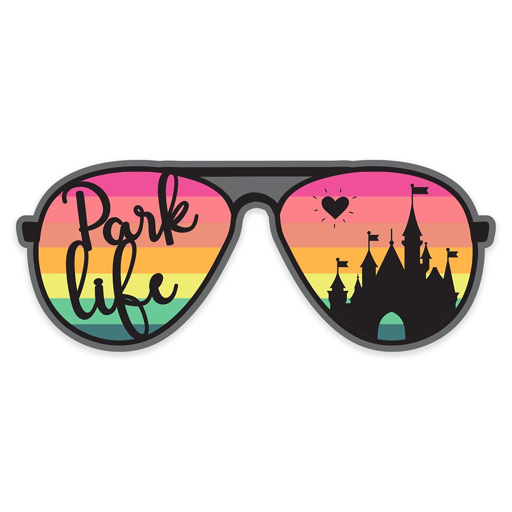 Disney Park Life Sunglasses Patch