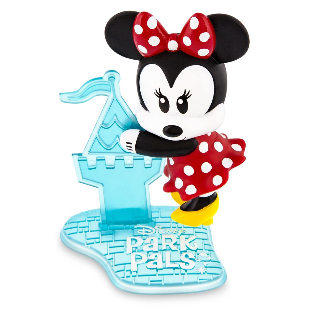 Minnie Mouse Disney Park Pals Figure