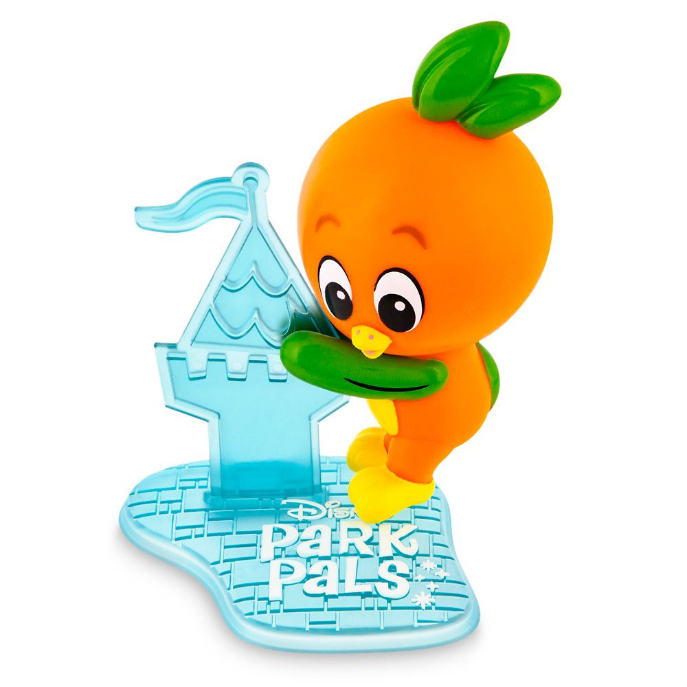 Orange Bird Disney Park Pals Figure