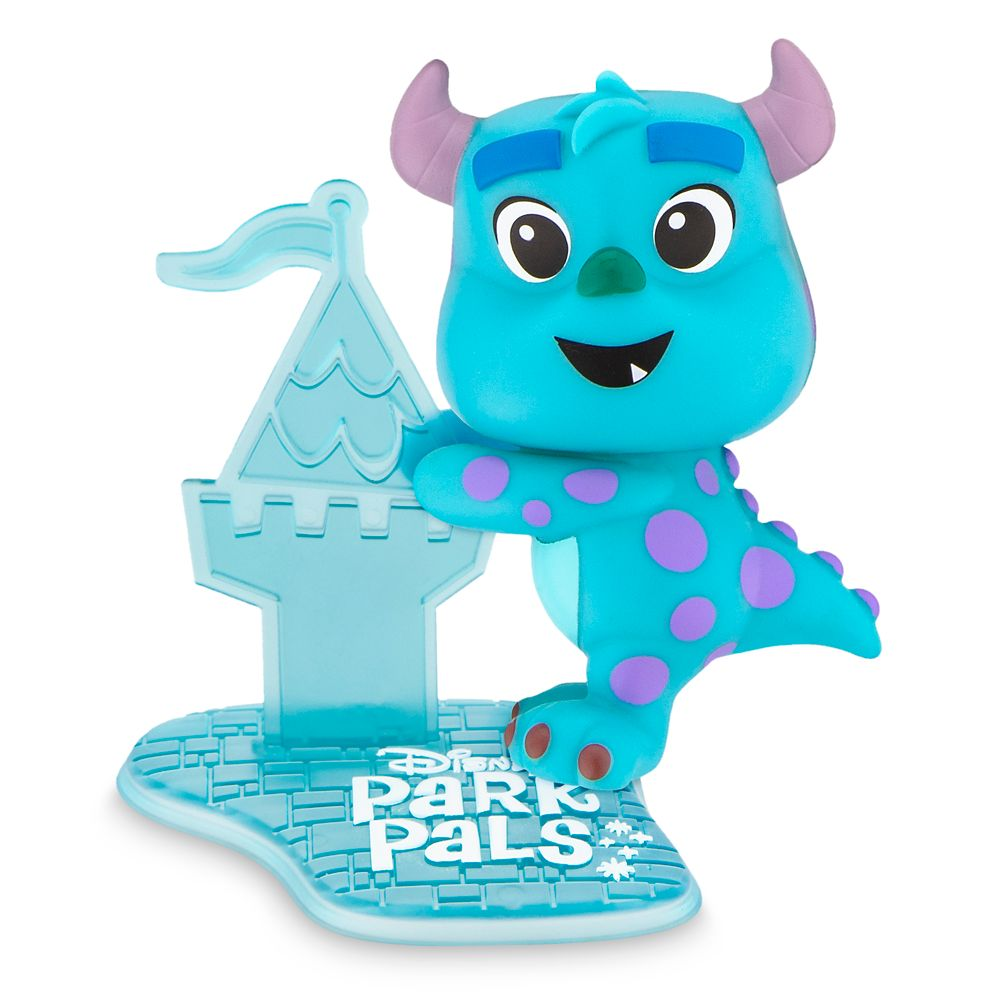Sulley Disney Park Pals Figure