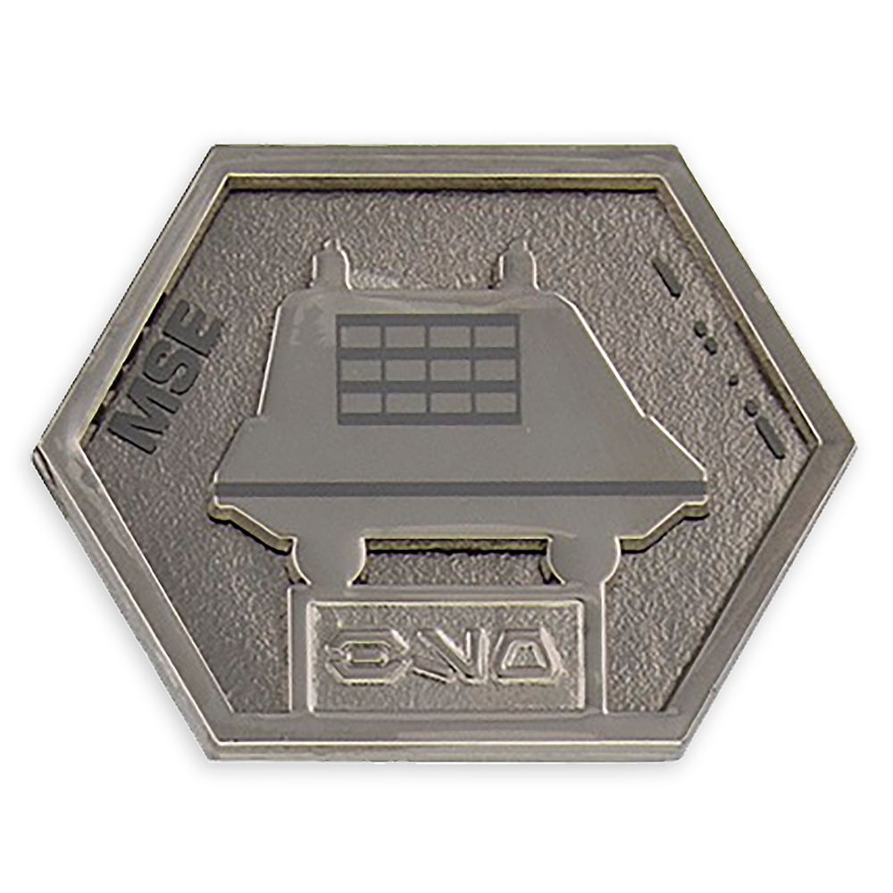 MSE Droid Pin – Star Wars: Galaxy's Edge: Droid Badge – Walt Disney World – Limited Edition