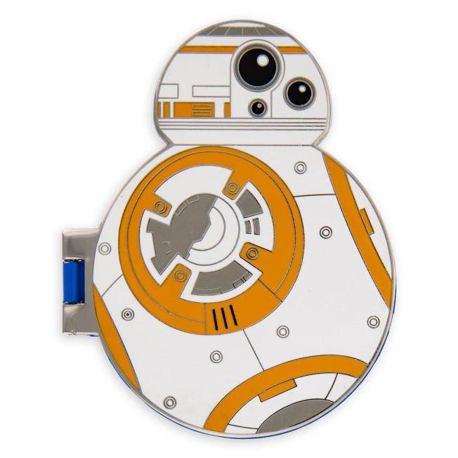 BB-8 Jumbo Pin – Star Wars: Galaxy's Edge: Circuitry – Disneyland – Limited Edition