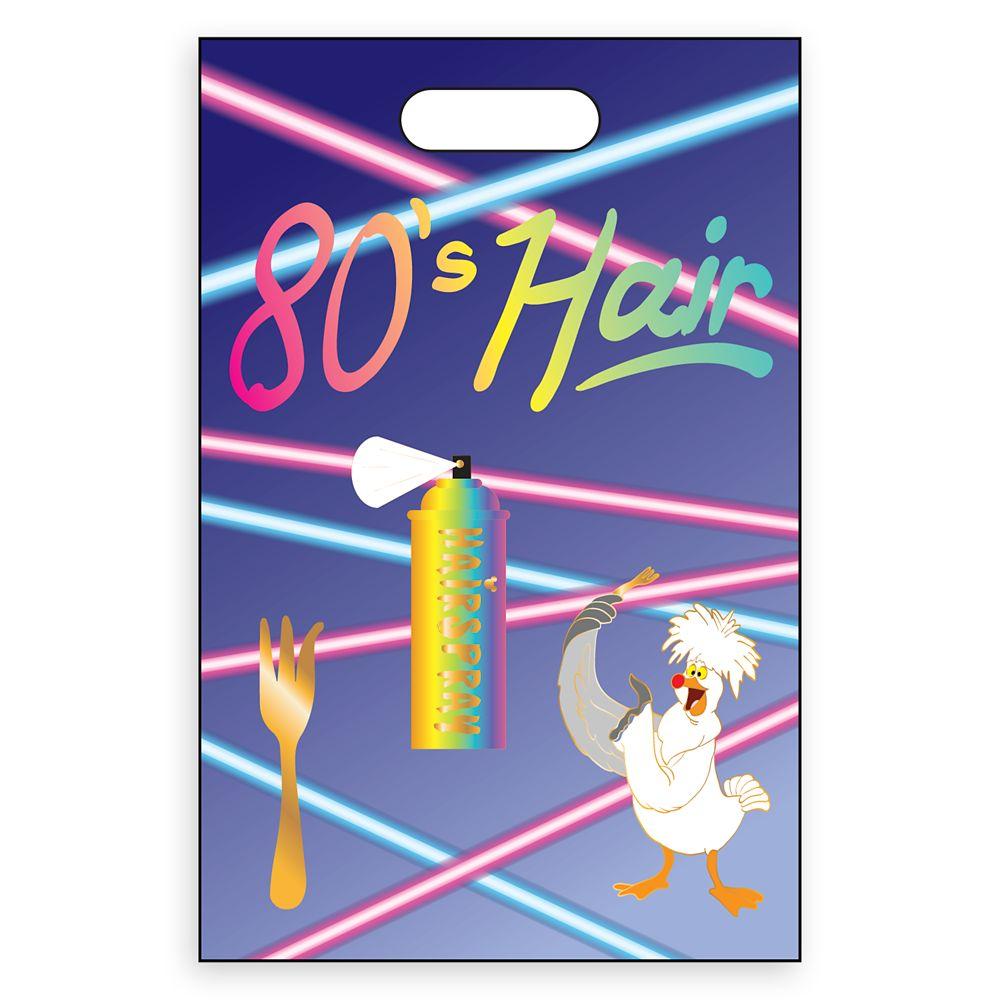 Ariel ''80's Hair'' D-Flair Pin Set
