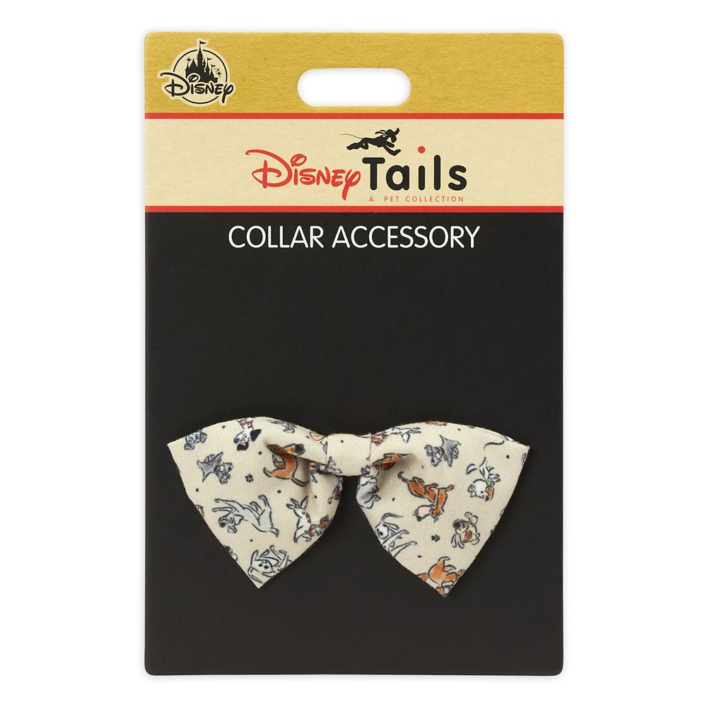 Disney Dogs Collar Bow Tie Accessory