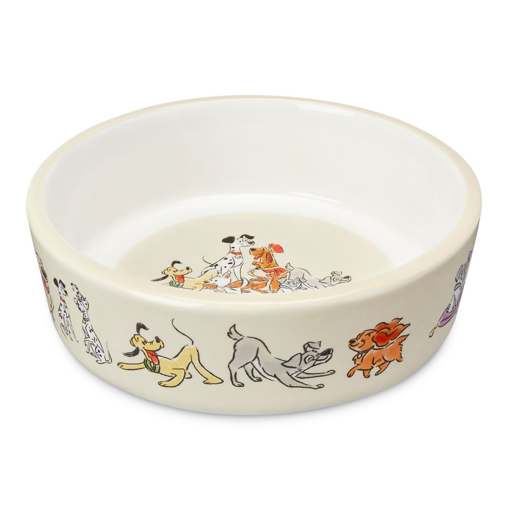 shopdisney.com - Disney Dogs Pet Dish 19.99 USD