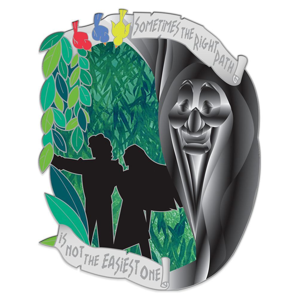 Grandmother Willow Pin – Pocahontas – 25th Anniversary – Limited Edition