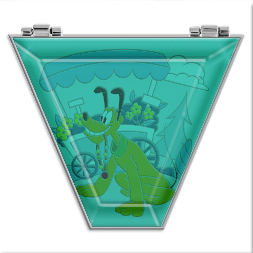 Pluto Pin – Disney Pin Trading 20th Anniversary Countdown – Limited Edition