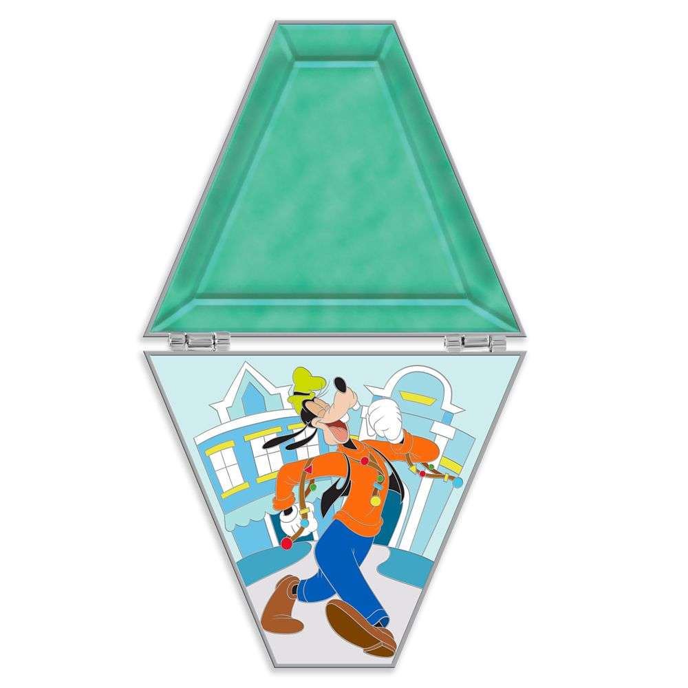 Goofy Pin – Disney Pin Trading 20th Anniversary Countdown – Limited Edition