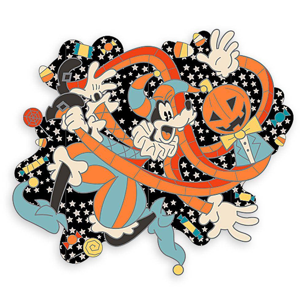 Goofy Halloween Pin