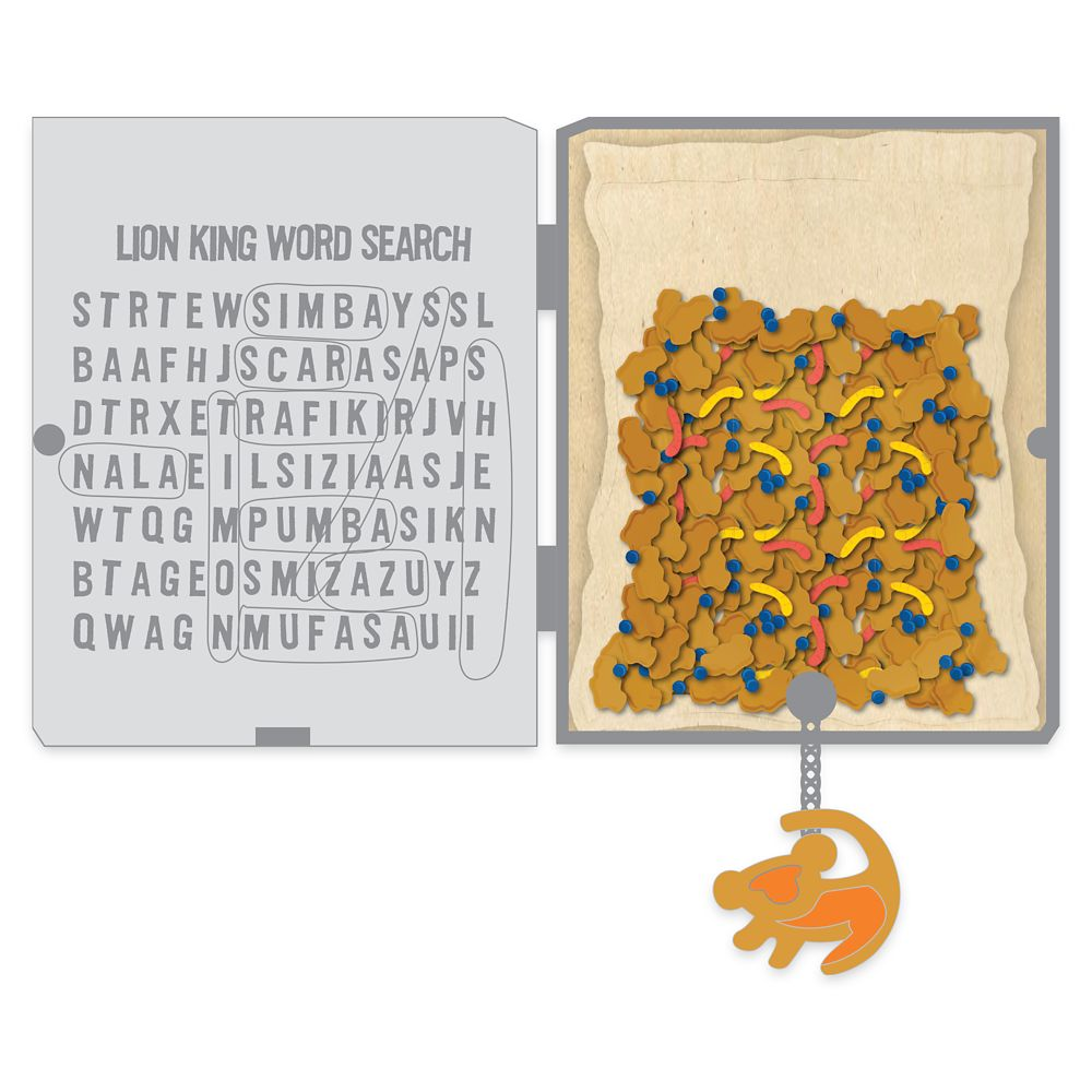 Timon's Bugs & Grubs Pin – The Lion King – Cereal Boxes – Limited Edition